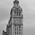 Chicago Clock Tower by Dale Chapel