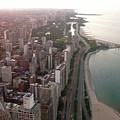 Chicago Coastline by Brittany Horton