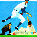 Chicago Cubs 1970 Program by John Farr