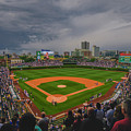 Chicago Cubs Wrigley Field 4 8213 by David Haskett II