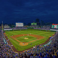 Chicago Cubs Wrigley Field 9 8357 by David Haskett II