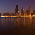 Chicago Dawn by Sven Brogren