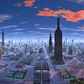 Chicago Daytime Image by Heinz G Mielke