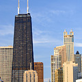 Chicago Downtown by Dmitriy Margolin