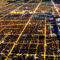 Chicago From Above 2 by Charles Chin