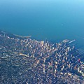 Chicago From Way Up by Jacob Stempky