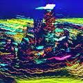 Chicago Gold Coast Abstract by Vito Palmisano