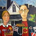 Chicago Gothic by Richard  Hubal