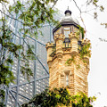 Chicago Historic Water Tower Fog by Christopher Arndt