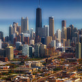 Chicago Looking East 01 by Thomas Woolworth