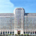 Chicago Merchandise Mart South Facade by Thomas Woolworth