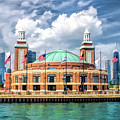 Chicago Navy Pier Ballroom by Christopher Arndt