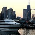 Chicago Navy Pier by Glory Fraulein Wolfe