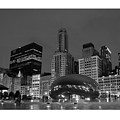 Chicago Park In Lights by Patrick  Warneka