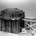 Chicago Pile-1, Scale Model by Science Source