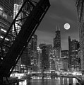 Chicago Pride Of Illinois by Frozen in Time Fine Art Photography