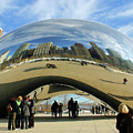 Chicago Reflected by Kristin Elmquist