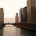 Chicago Rive by Elizabeth Coats