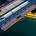 Chicago River Crossing by Steve Gadomski