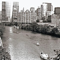 Chicago River by Eric Belford