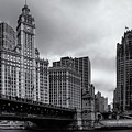 Chicago River Scene by Andrew Soundarajan