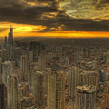 Chicago Setting by Ajit Pillai