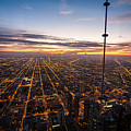 Chicago Skies by Alex Kotlik