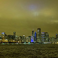 Chicago Skyline by Matthew Chapman