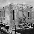 Chicago Stadium, Chicago, Illinois by Everett