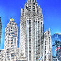 Chicago The Gothic Tribune Tower by Thomas Woolworth