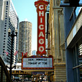 Chicago Theater - 1 by Ely Arsha