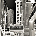 Chicago Theater - 2 by Ely Arsha