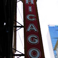 Chicago Theater Sign by Ryan Osgood
