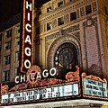 Chicago Theatre by Frozen in Time Fine Art Photography