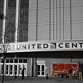 Chicago United Center Signage Sc by Thomas Woolworth