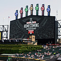 Chicago White Sox Home Coming Weekend Scoreboard by Thomas Woolworth