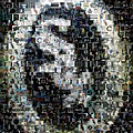 Chicago White Sox Ring Mosaic by Paul Van Scott