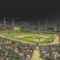 Chicago White Sox Us Cellular Field Creative 2 by David Haskett II