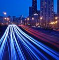 Chicagos Lake Shore Drive by Steve Gadomski