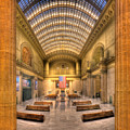 Chicagos Union Station by Steve Gadomski
