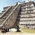 Chichen Itza Mexico 4 by John Hughes