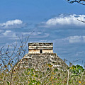 Chichen Itza Sunny Side by Chris Brannen