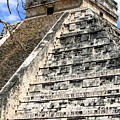 Chichen Itza Up Close by Chris Brannen