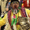 Pow Wow Chicken Dancer by Bob Christopher