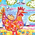 Chicken Of The Sea by Deborah Burow