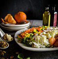 Chicken Salad With An Orange Twist by Deborah Klubertanz