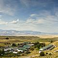 Chico Hot Springs Pray Montana Panoramic by Dustin K Ryan