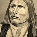 Chief Big Bow by Edward Stamper