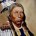 Chief Crazy Horse by Barry BLAKE