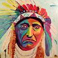Chief Joseph by Arturo Garcia